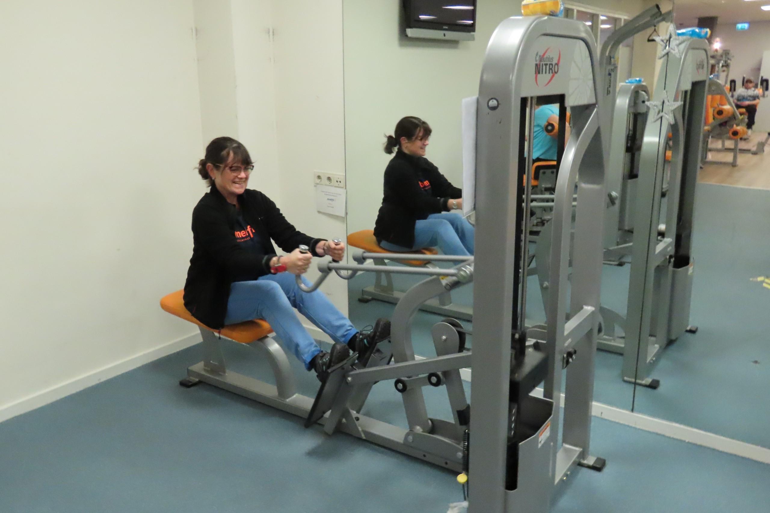 Trainingsactiviteit Medifit